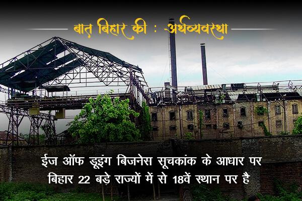 Lowest Business Index in Bihar – Baat Bihar Ki